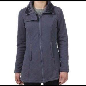 North Face women's Caroluna quilted coat size XS
